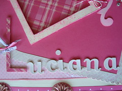 Luciana (Maluciana26) Tags: pink color art colors scrapbooking paper arte album memories colores slice scrap making quilling tarjetas rizarte maluciana26