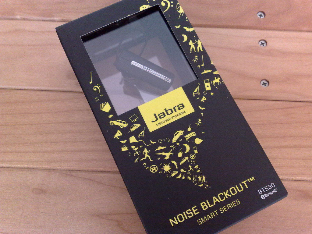 Jabra BT530 Box