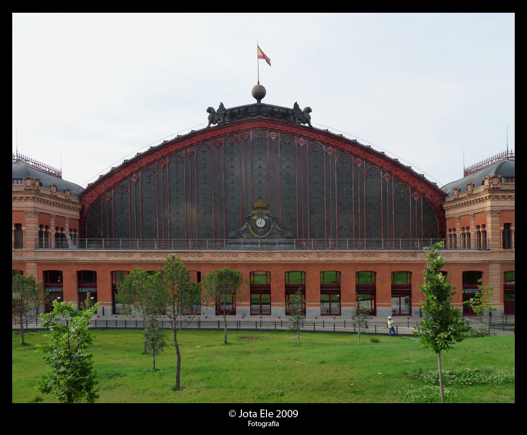 Estación RENFE Atocha III
