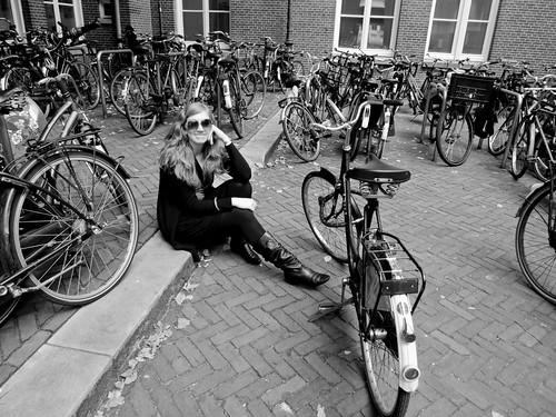 paige bikesAmsterdam