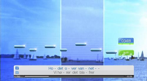 SingStar Prepple Houmb & Morten Abel - Hodet Over Vannet