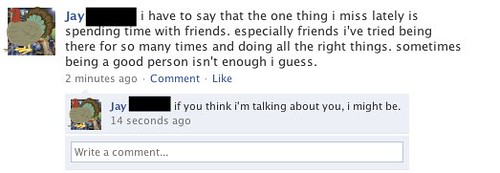 Ever wonder why Facebook doesn't have a