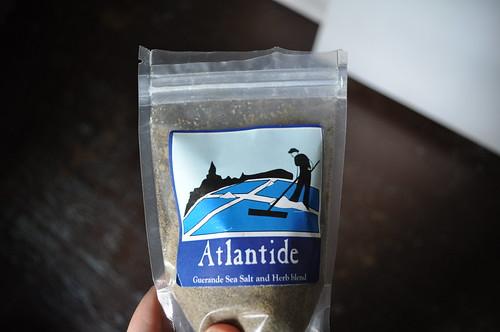 Atlantide Salt from France