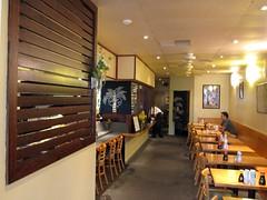 yakitori jinbei - the layout