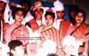 Chakma with traditional dress (Bhante Pragya) Tags: pragya chakma mizoram bhikkhu bhante