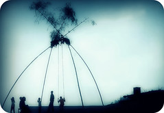 A Swing For Dashain ~ ! (Anuma S. Bhattarai) Tags: nepal macro festival photography asia flickr shot cybershot swing september kathmandu hindu ping cyber nepali dashain lingeping anuma bhattarai dashainfestival cybershotdsch50 anumabhattarai anumasphotography swingping dashainping dashainpingh