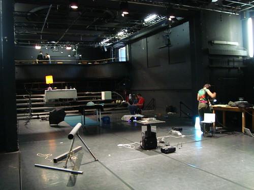 Kazalište I-camp. Treći dan improvizacije