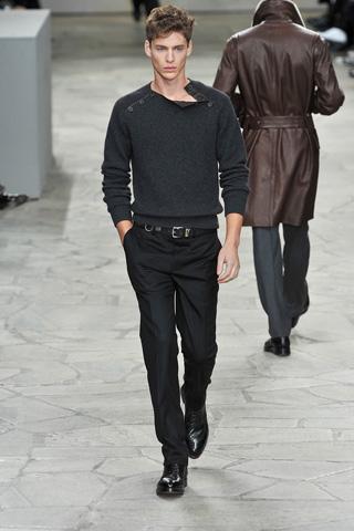 Luiz Afonso Schwab3027_FW09_Paris HERMES(Men style)