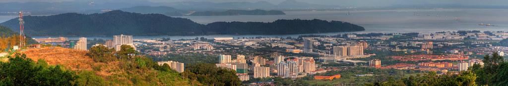 PENANG ISLAND (Prince of Wales Island)   Pulau Pinang - Page