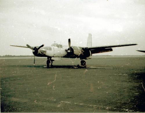 B-26/A-26 SR#N9990Z 01