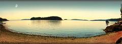 Saltspring Island Panorama (Explore)