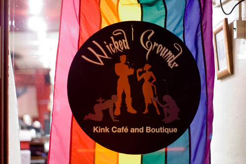 Wicked Grounds - A Kinky Café and Boutique