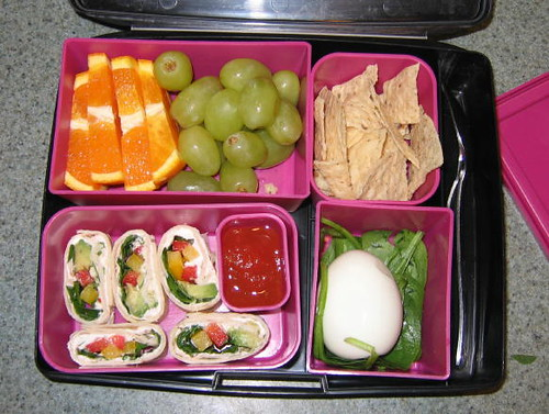 Bento Lunch 10/15/09