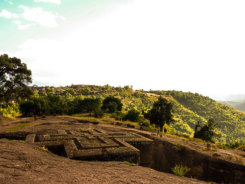 Bet Giyorgis (St. George's Church), Lalibela, Ethiopia