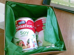 Carnation Soy Creamy Cooking Milk