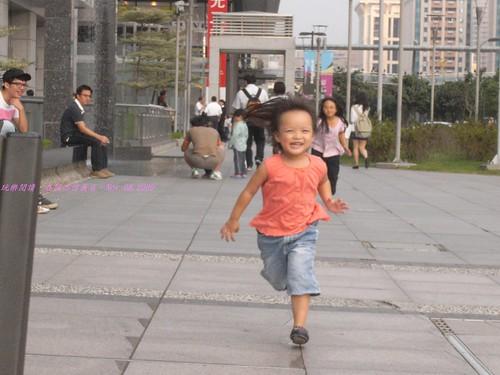katharine娃娃 拍攝的 8奔跑。