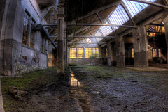 Welcome to the factory (il COE) Tags: plant abandoned photoshop canon dark factory darkness decay fisheye 16mm industria abandonment hdr coe decadence buio solitudine fabbrica abbandono oscurit decadenza photomatix