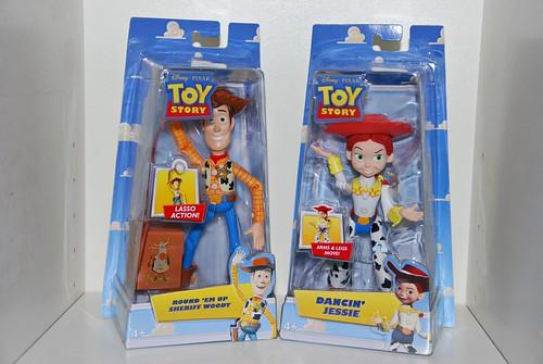 Woody & Jessie (aka Bazooka Jane!)