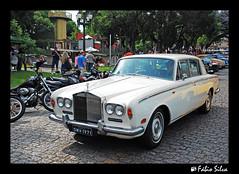Rolls-Royce (Fbio C. Silva) Tags: paran nikon curitiba carro antigo exposio raridade praaespanha d80 fbiosilva