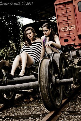 Vanessa e Nachy