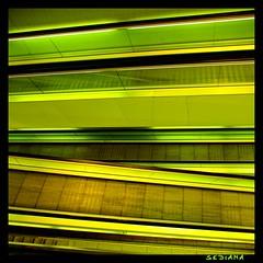 moving stairs (sediama (break)) Tags: germany airport pentax explore flughafen düsseldorf frontpage hdr movingstairs rolltreppen singleraw k20d sediama igp5986and2more ©bysediamaallrightsreserved
