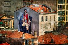 Gaudint de Cannes [ #7 ] (Salva Mira) Tags: wall painting pared cannes frana ctedazur francia pintura provenza salva faana graffitty costaazul costablava provena salvamira salvadormira
