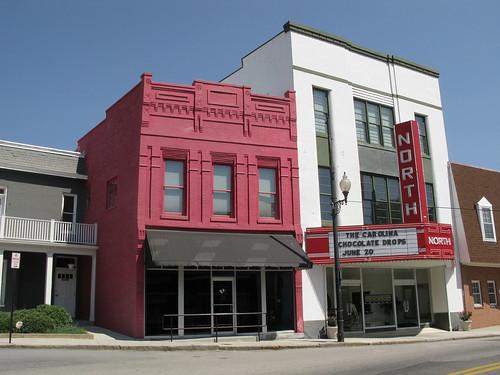 Danville Va., The North Theatre