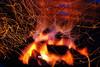 Fire Writting //  Palabras de Fuego (pasotraspaso. Jesus Solana Fine Art Photography) Tags: red dark fire photography words spain nikon europe photos write fuego palabras garabatos escritura pasotraspaso jesussolana