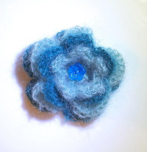 Rose irlandaise bleur