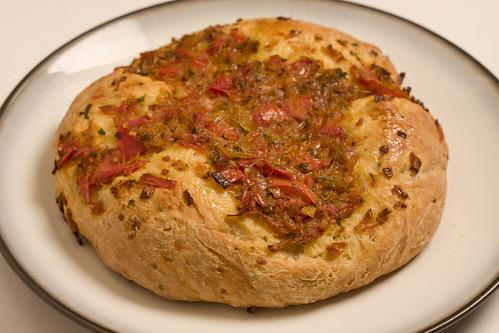 Tomato Bun (Whole)