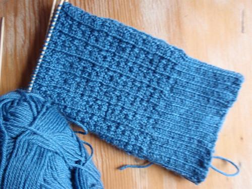 Railway sock