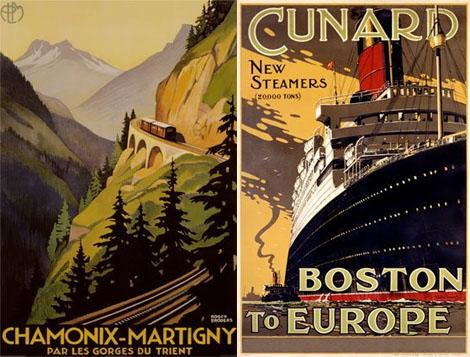 Vintage Travel Posters - Been-Seen