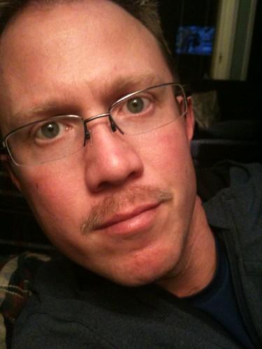 Movember 2009 - Day 29
