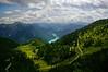 Bavaria (luzzzelmann) Tags: landscape bavaria quiet xxx walchensee jachenau 50faves 25faves k100d luzzzelmann schloddiewatt hausstand