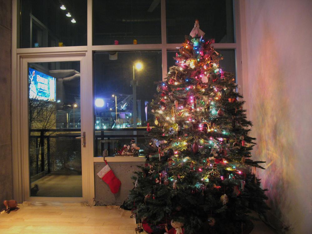 Parker Flats Christmas