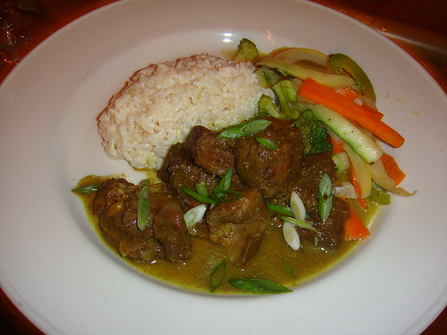 Boneless Curried Goat