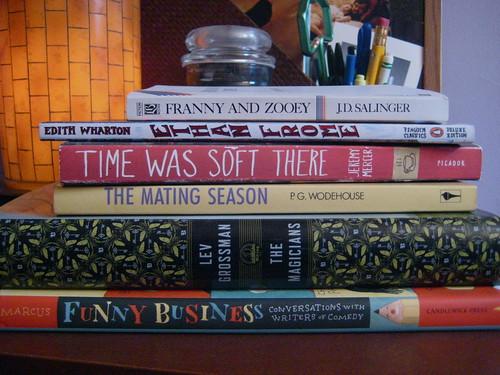 Books Read - November 2009