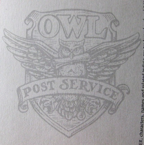 Owl Post logo