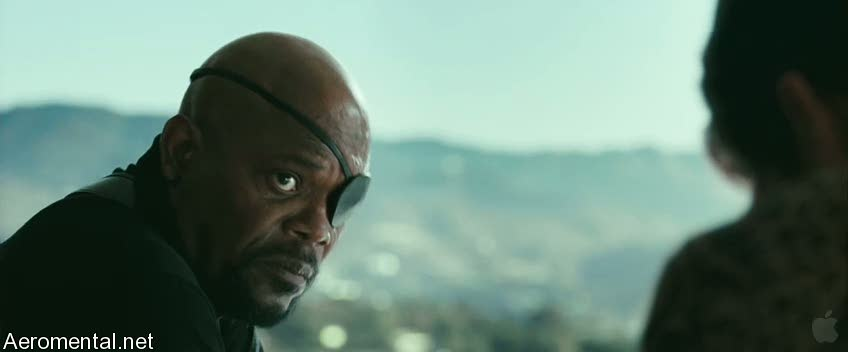 Iron Man 2 Trailer 2 Nick Fury