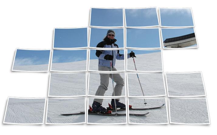 ski les sybelles