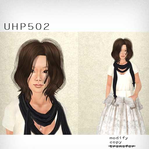 booN UHP502 hair