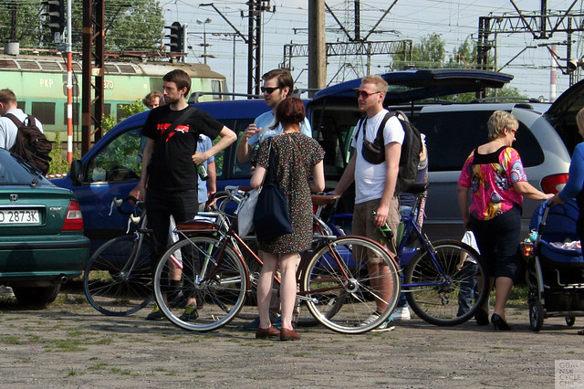 Rower i ubiór - pełna zgodność