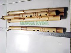 seruling bambu mujur