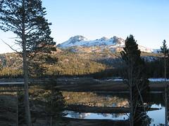 Peaks near Lake Tahoe