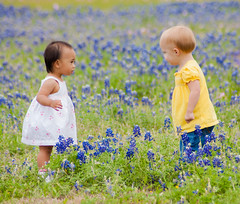 This Land Was Made for You and Me (Jim Boud) Tags: hello holiday kids digital canon eos rebel culture diversity july4th 4thofjuly independenceday meet bluebonnets cultural xsi meltingpot supershot 450d platinumphoto jimboud dragondaggeraward jrbxom jamesboudphotoart