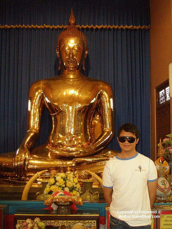 The Worlds Biggest Golden Buddha