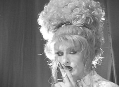 hostess_86 (Heather Renee) Tags: fetish capri heather smoking transgender more transvestite crossdresser 120s