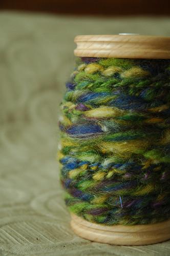 crinkle yarn
