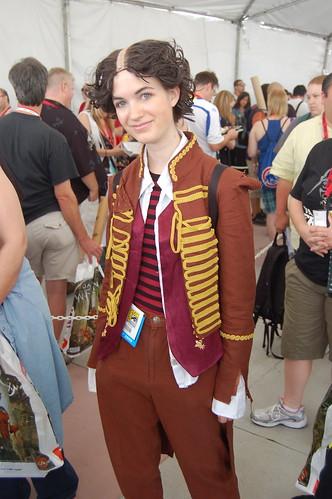 Comic Con 09: Glitch