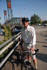 Blumenauer fundraiser ride-shindig-9